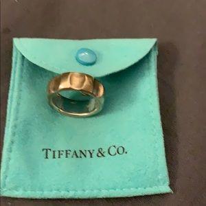 Sterling Sliver Tiffany & Co Ring